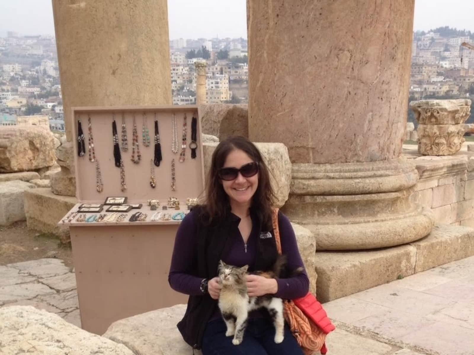 Rebecca from Washington, D.C., Washington, D.C., United States