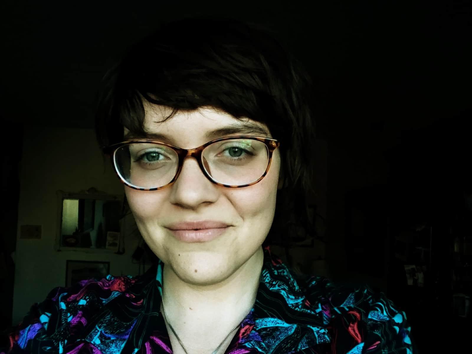 Amy from Halifax, Nova Scotia, Canada