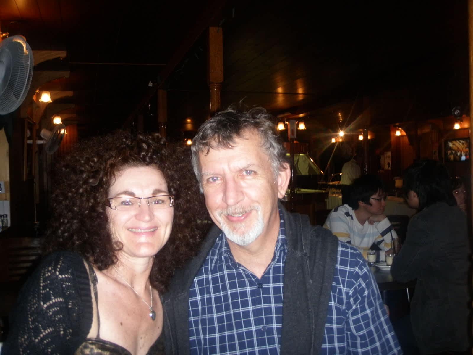 Barry & Jayne from Waihi, New Zealand