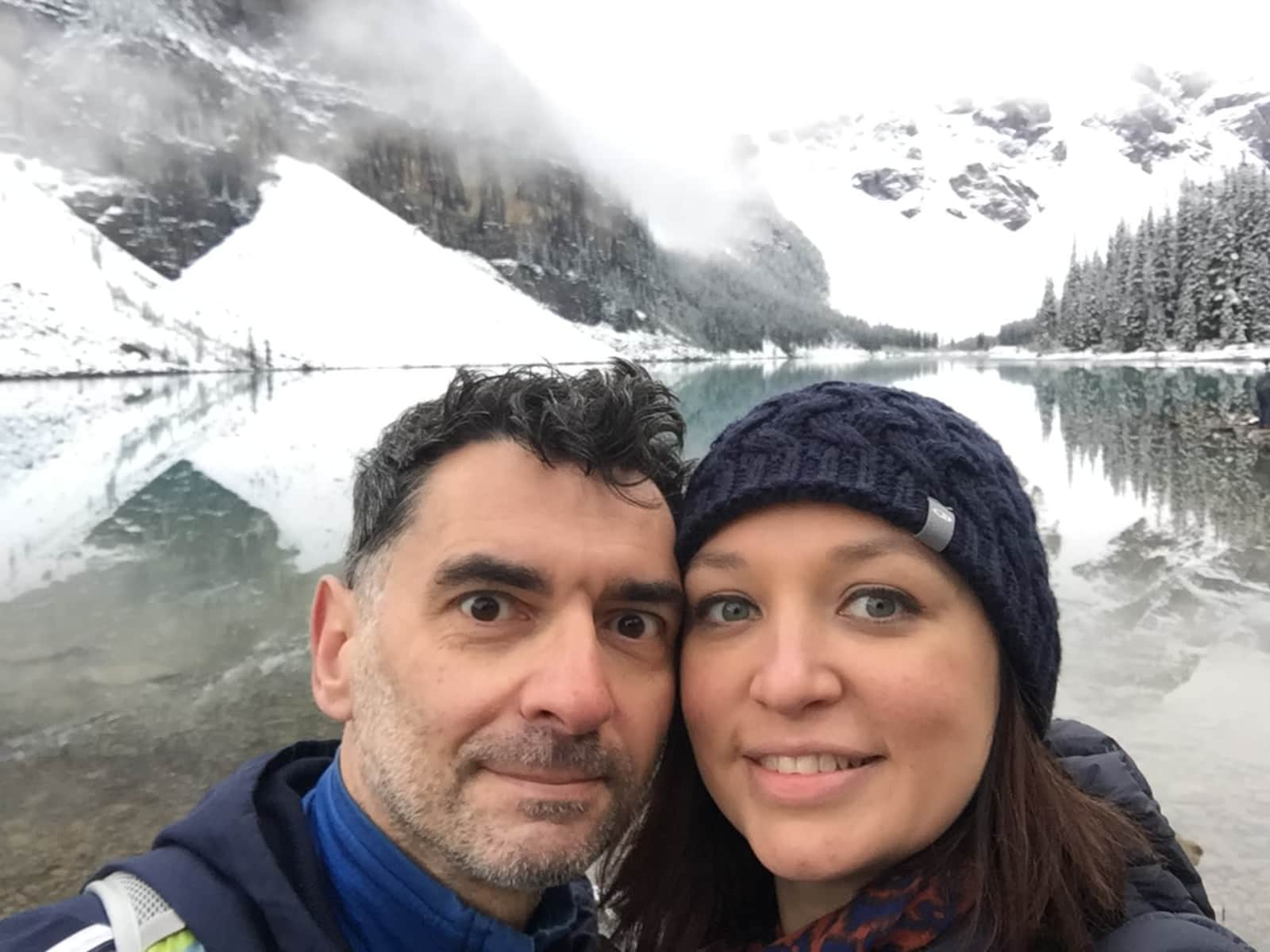 Magali & Vito from Limoges, France
