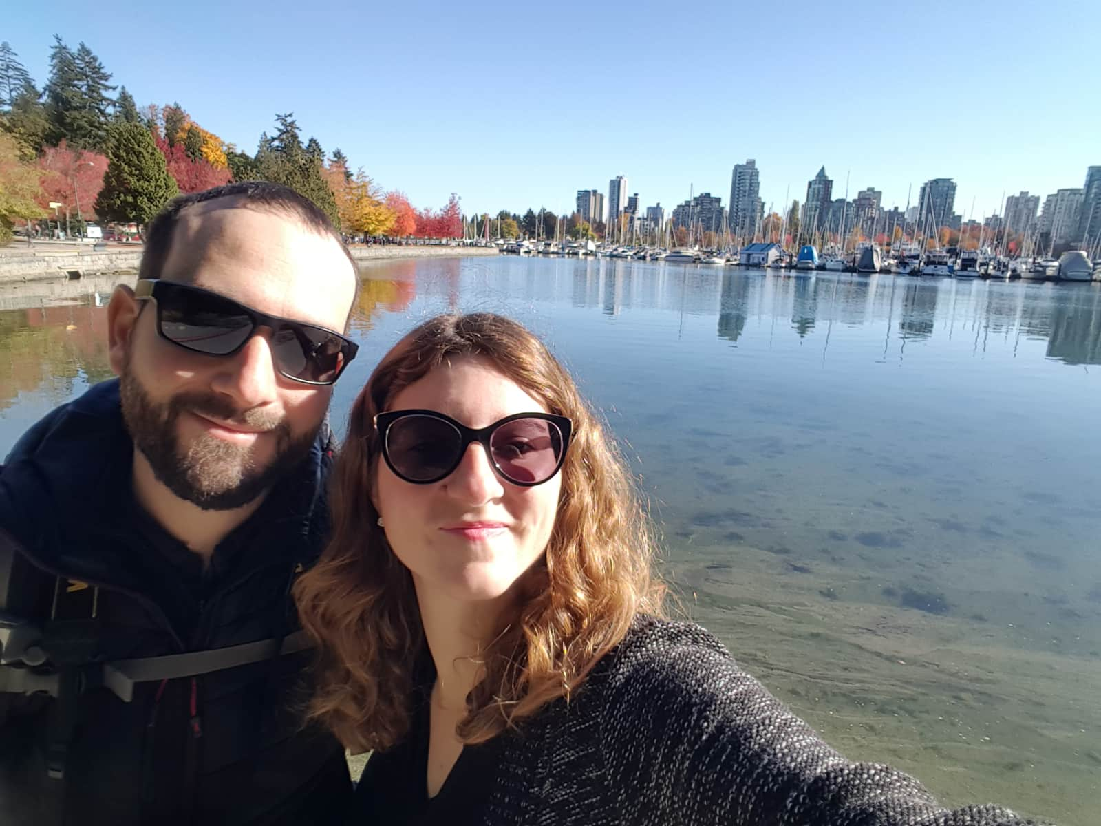 Audrey & Simon from Vancouver, British Columbia, Canada