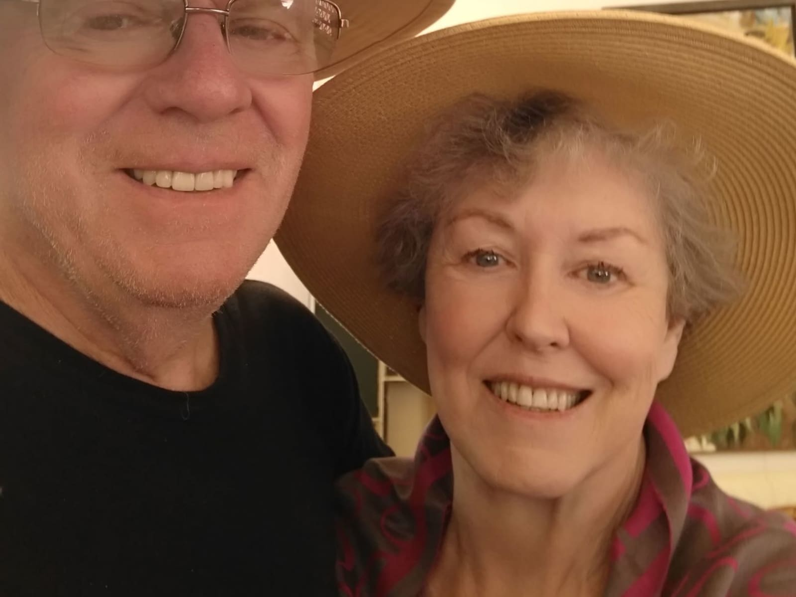 Bob & Jacquelyn from Los Angeles, California, United States
