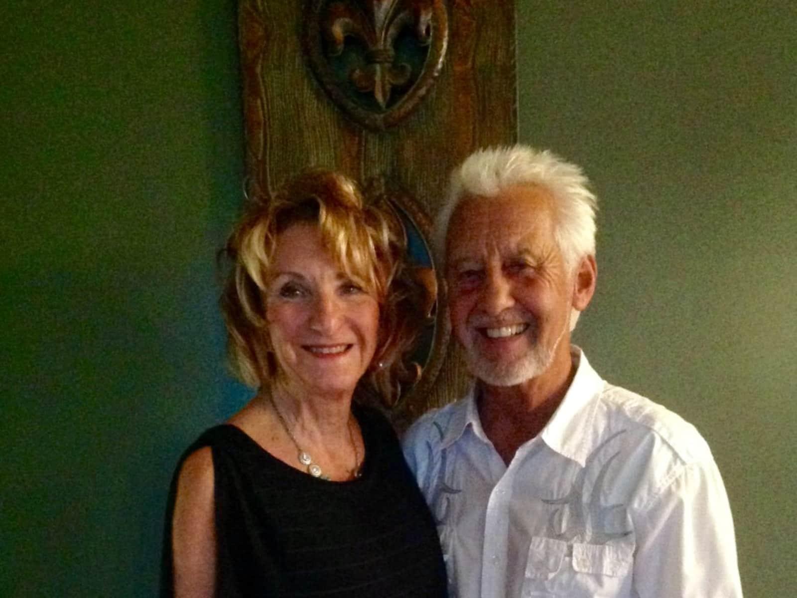 Joan & Keith from Sarnia, Ontario, Canada