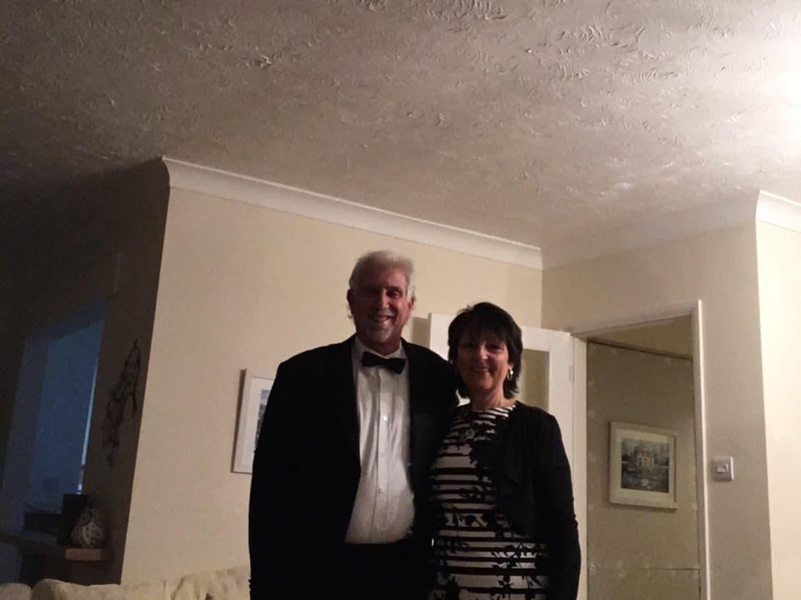 John & Helen from Finchampstead, United Kingdom