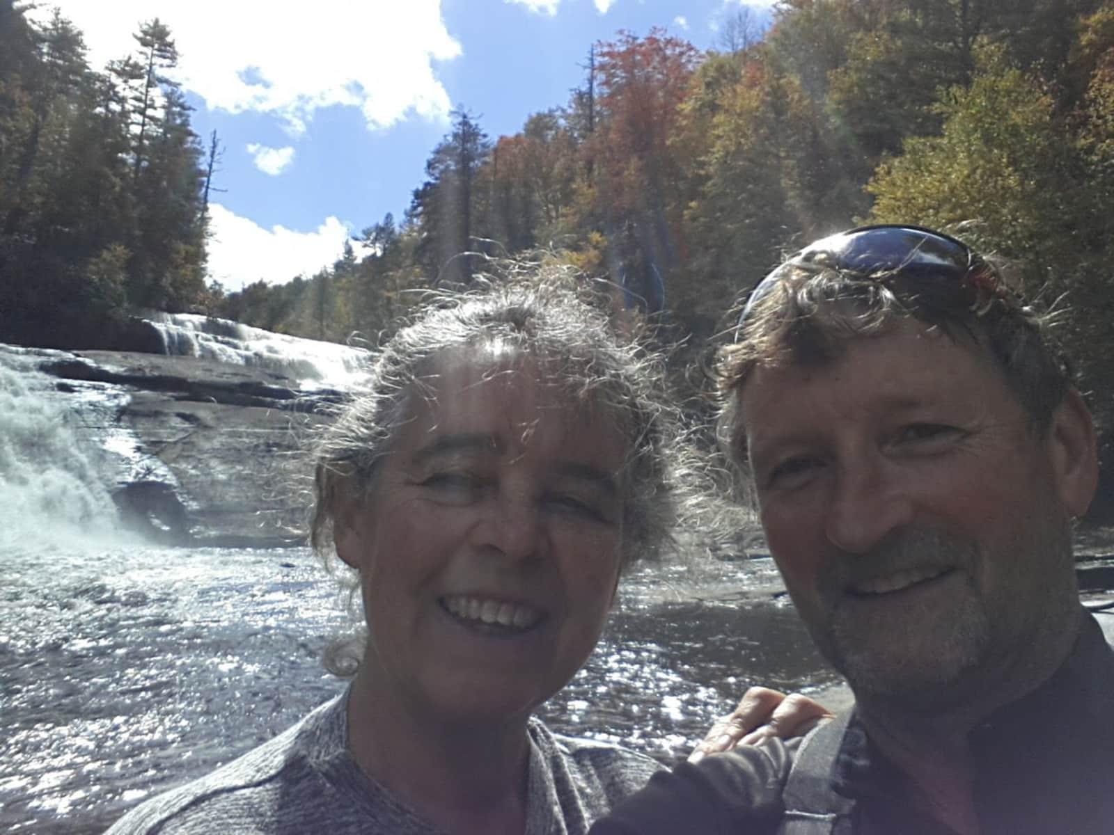 Christopher & Deborah (deb) from Hove, United Kingdom