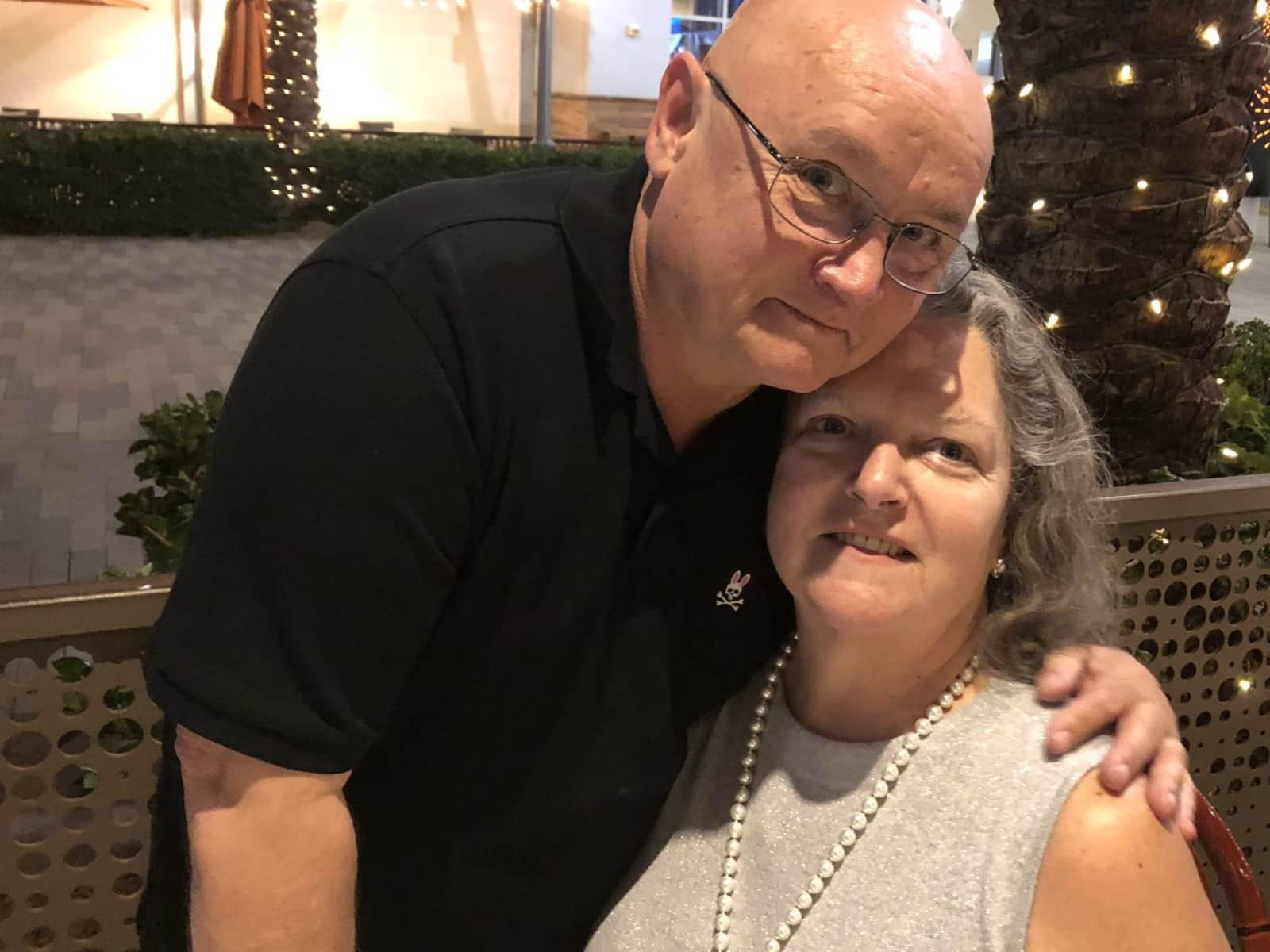 Donna & Dean from Wellsboro, Pennsylvania, United States