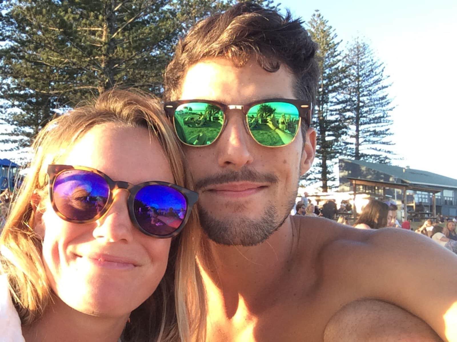 Rosa & Benoit from Gold Coast, Queensland, Australia