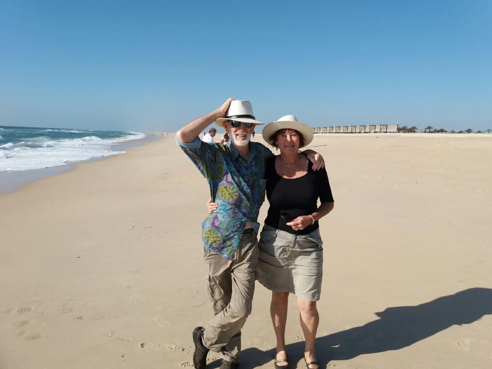 Mary & Brian from Granada, Spain