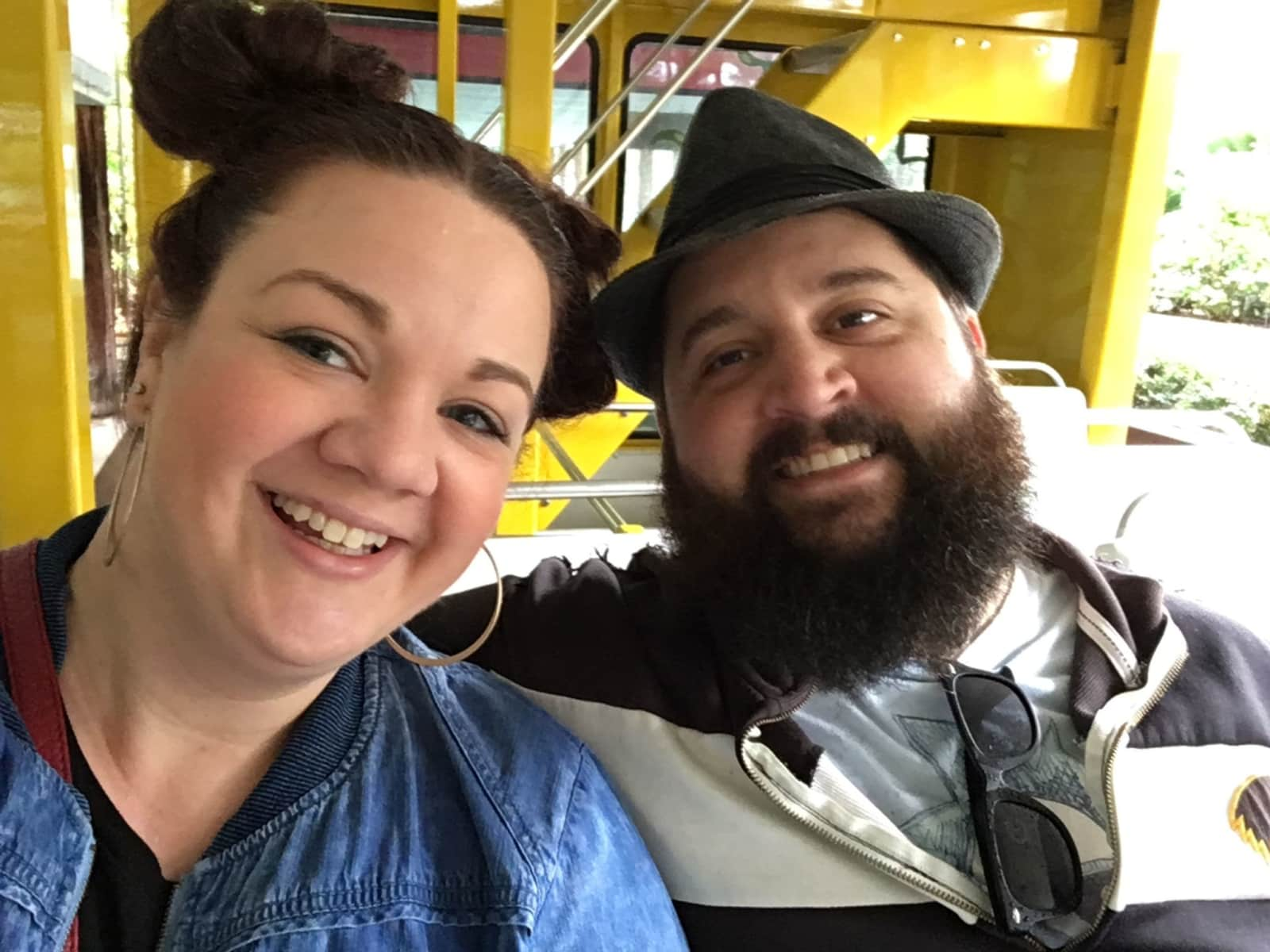 Abby & Keith from La Crosse, Wisconsin, United States