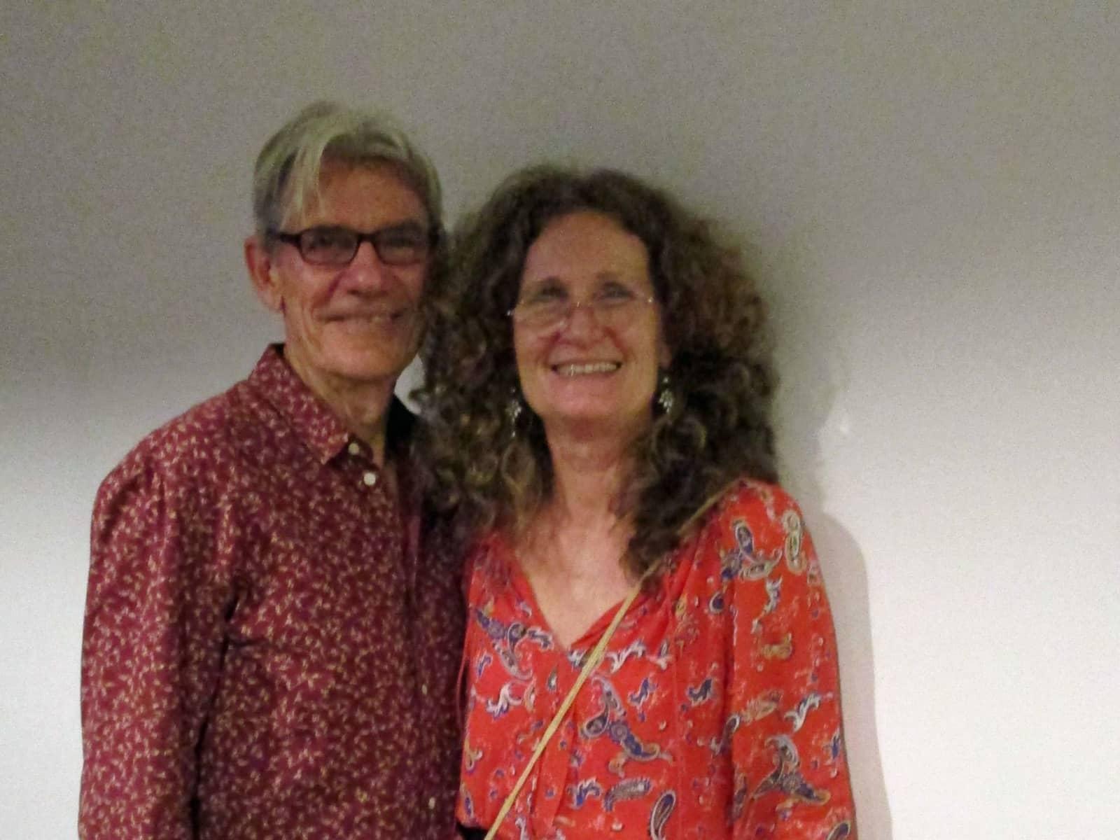 Kim & Ron from Fremantle, Western Australia, Australia