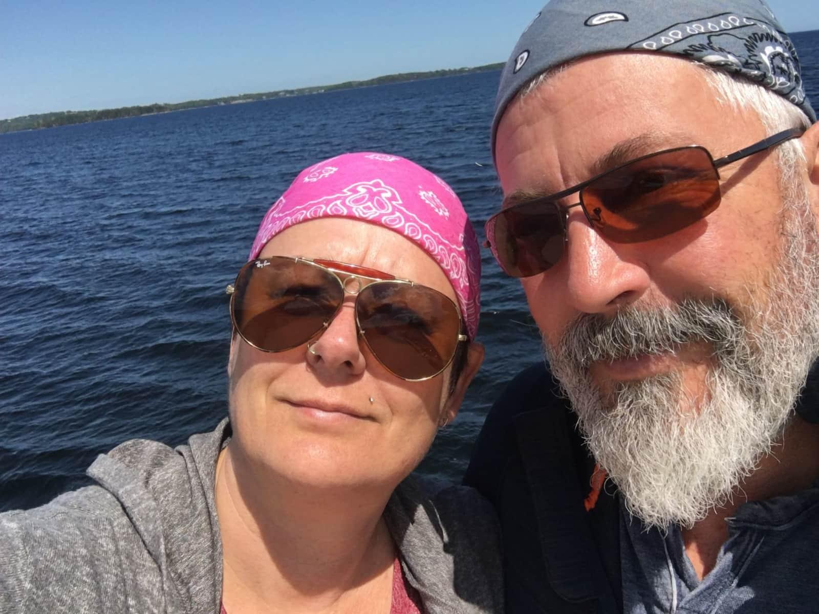 Tracey & Kevin from Calgary, Alberta, Canada