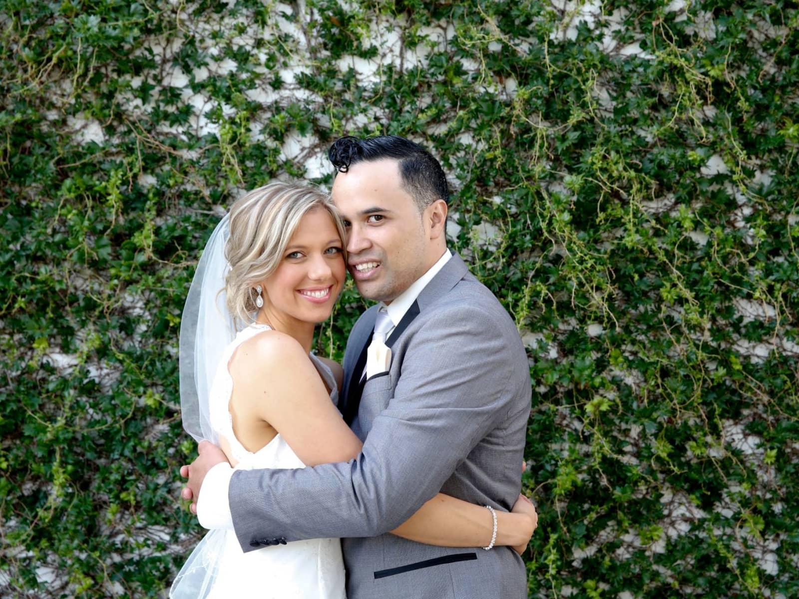 Joshua & Jessica from Toronto, Ontario, Canada
