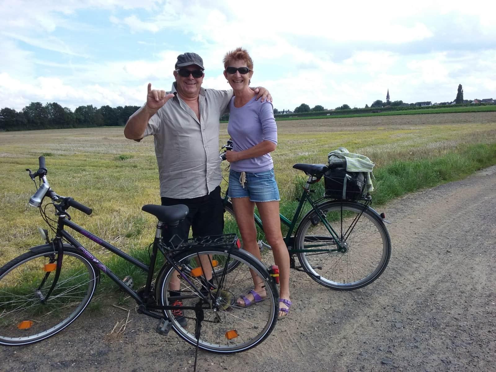 Astrid & Rene from Ballina, New South Wales, Australia