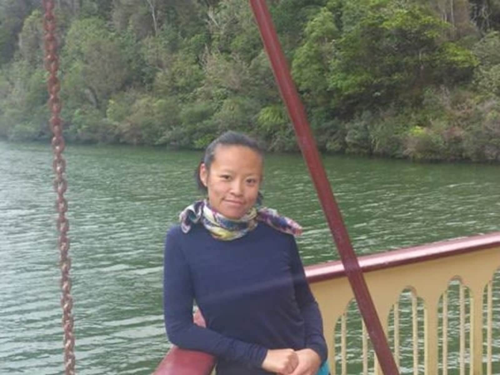 Jennifer from Canberra, Australian Capital Territory, Australia