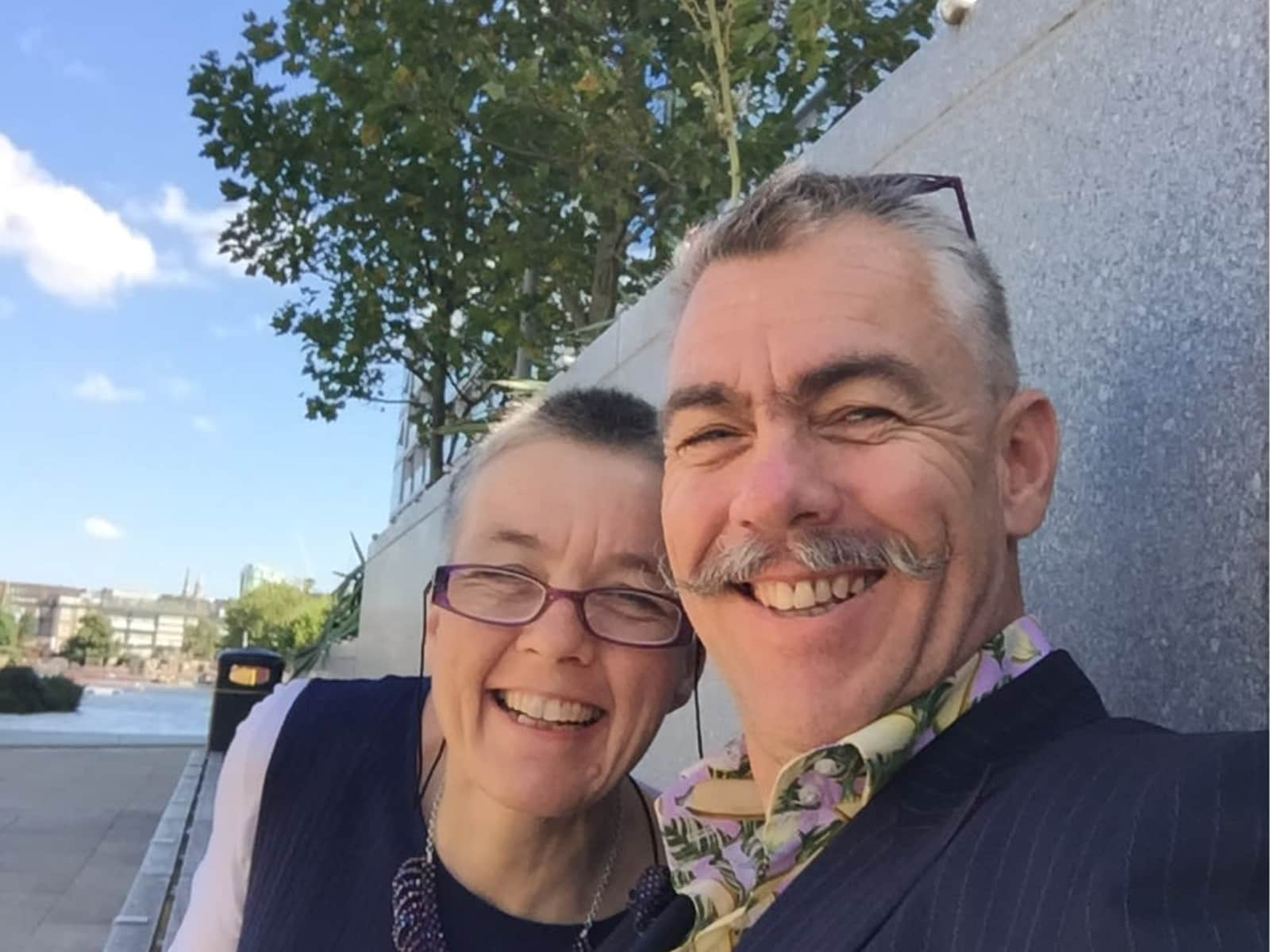Claire & Richard from Nottingham, United Kingdom
