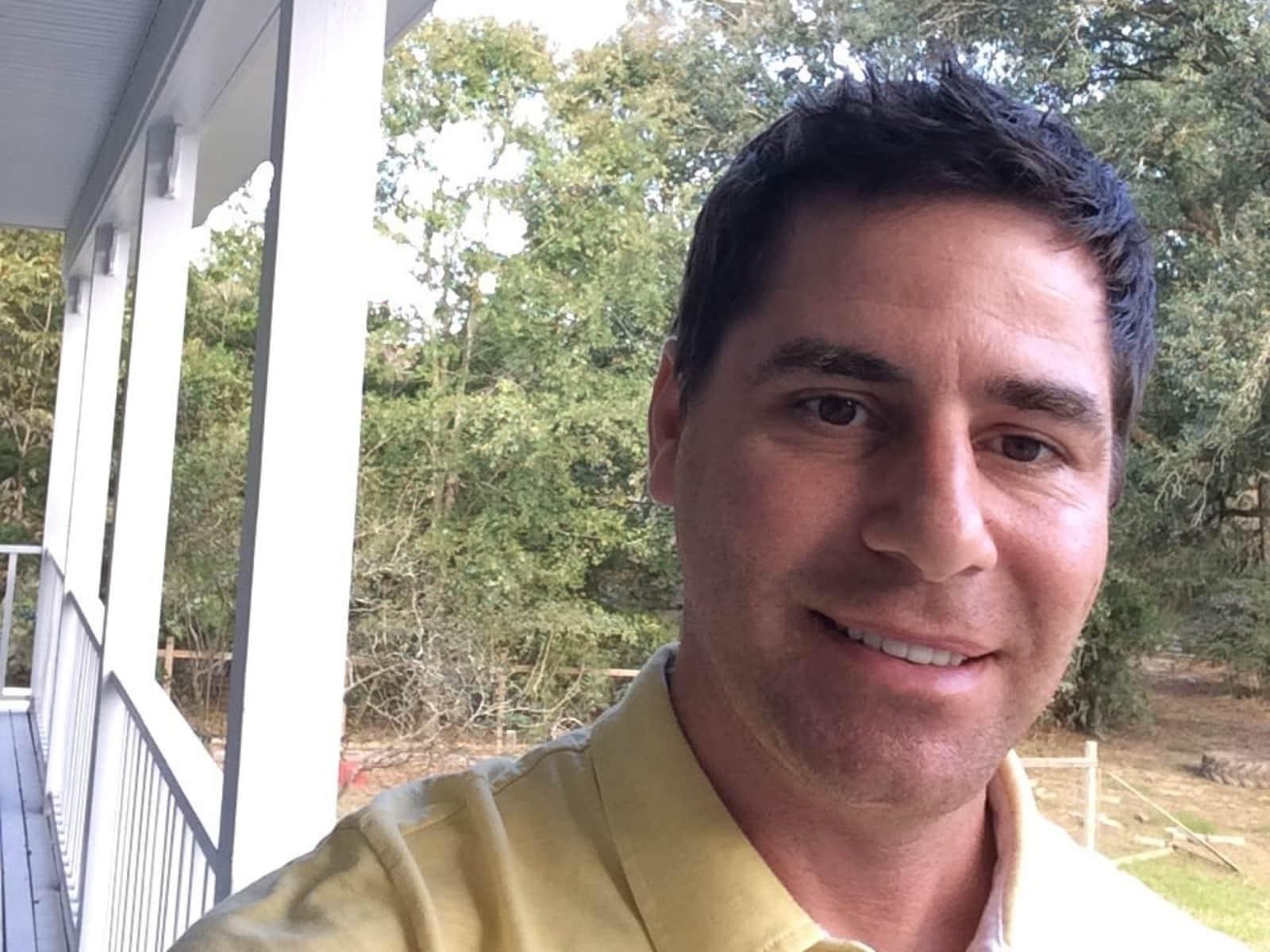Chris from Prairieville, Louisiana, United States