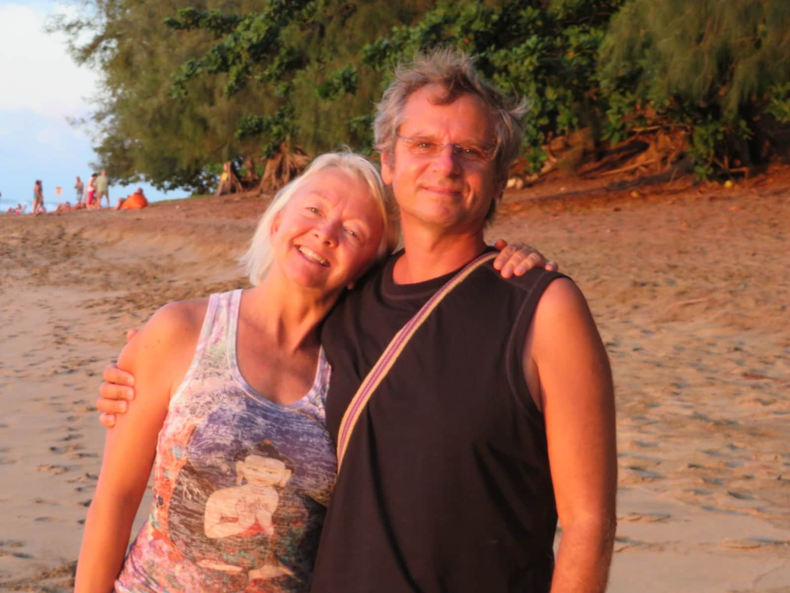 Marilyn & Alan from Gibsons, British Columbia, Canada