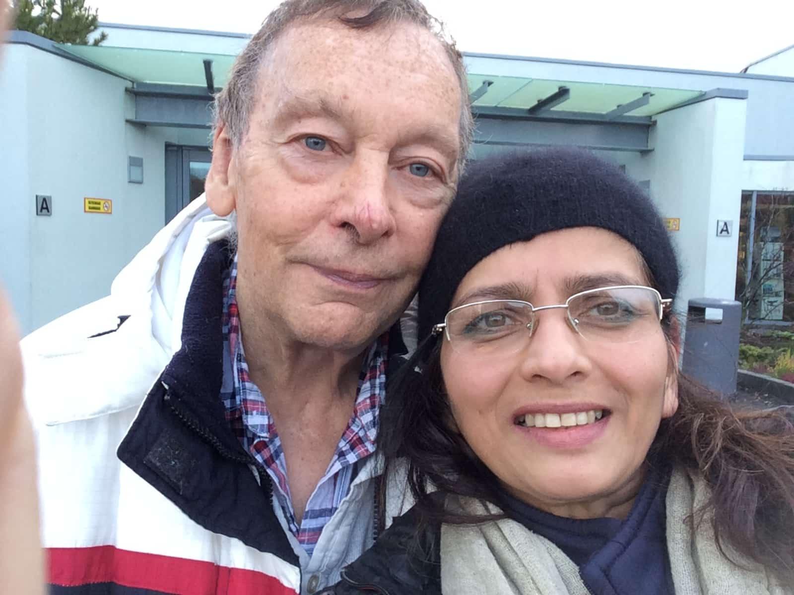 John & Mariette from Hull, United Kingdom