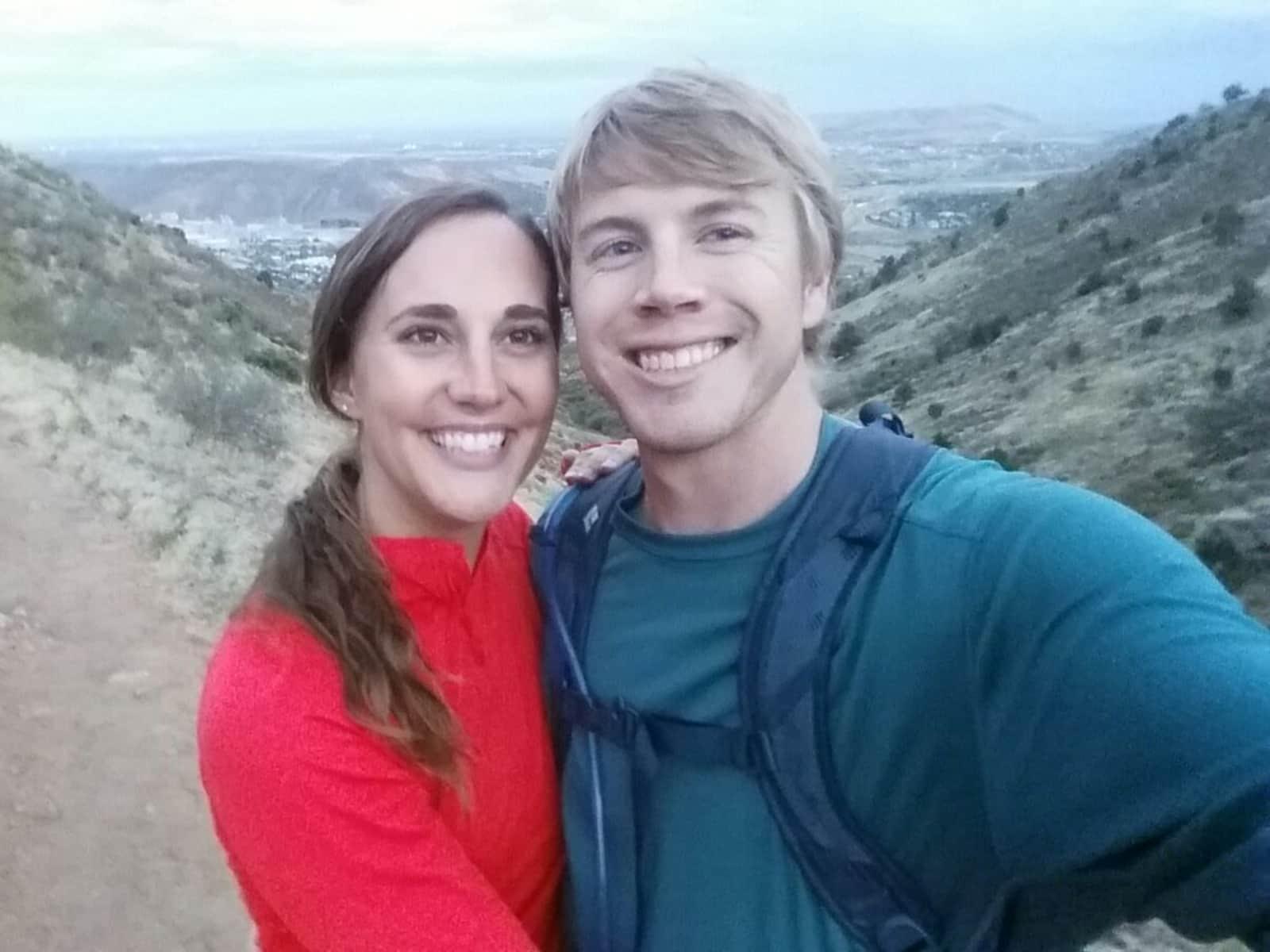 Jason & Nicole from Golden, Colorado, United States