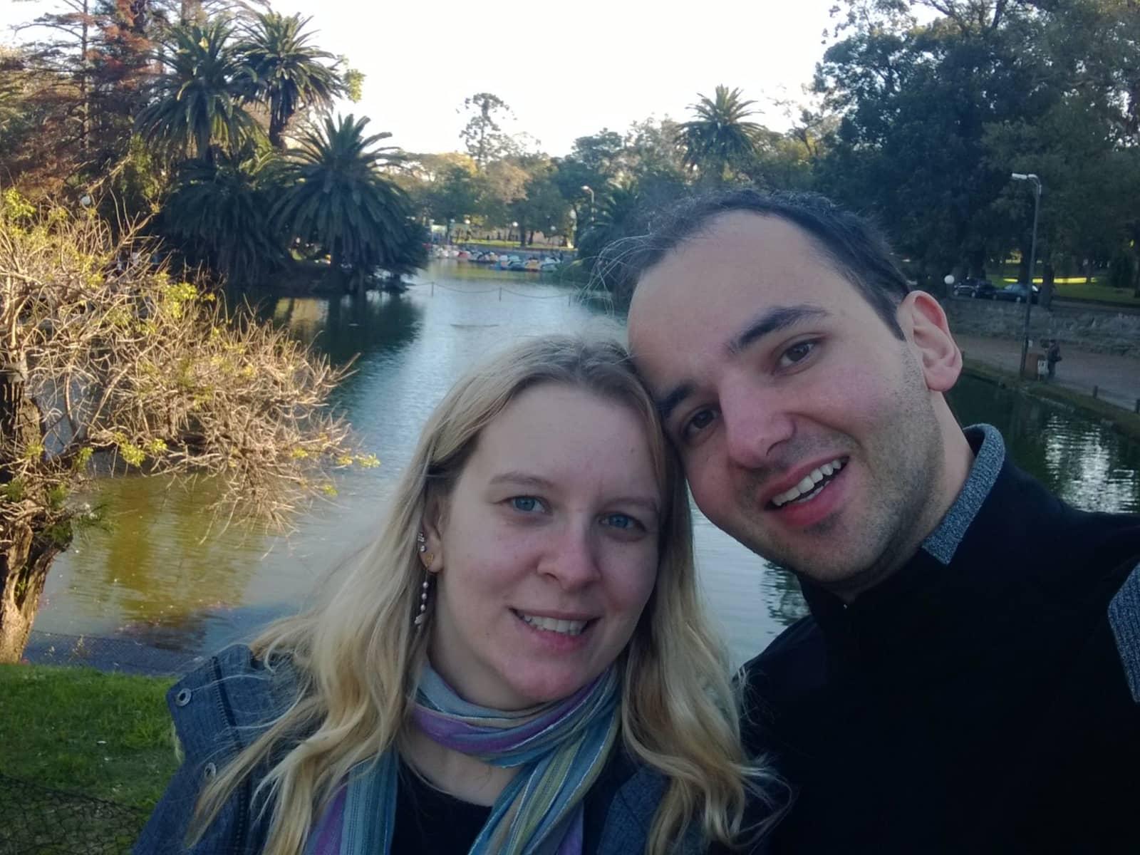 Luciana & Matheus gustavo from Porto Alegre, Brazil