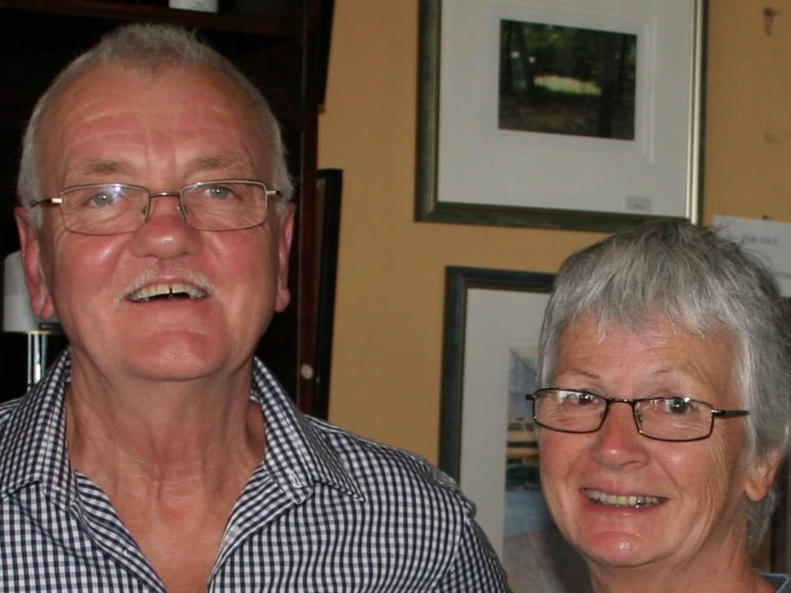 Karyl & James from Orford, Tasmania, Australia