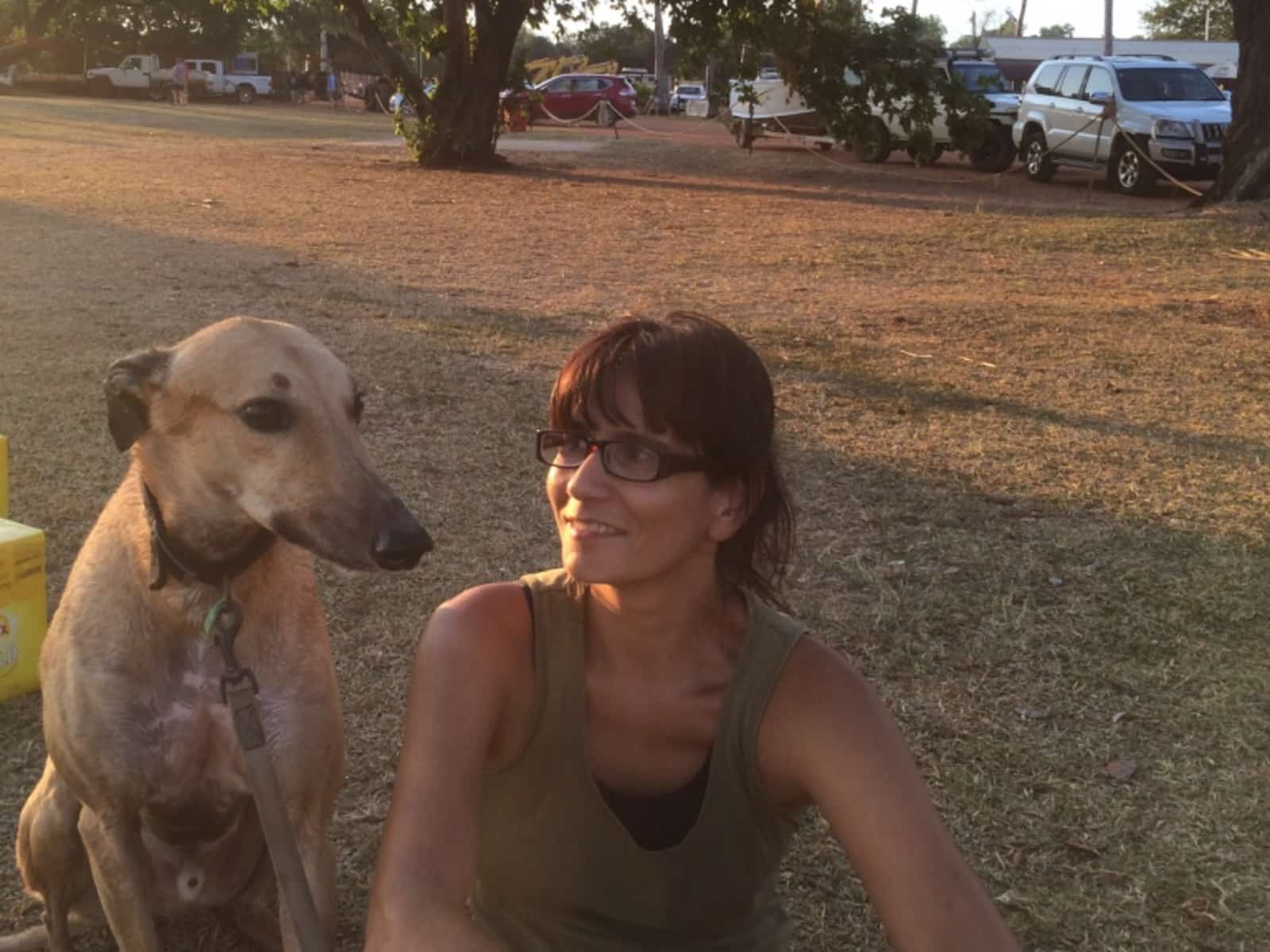 Emma from Darwin, Northern Territory, Australia
