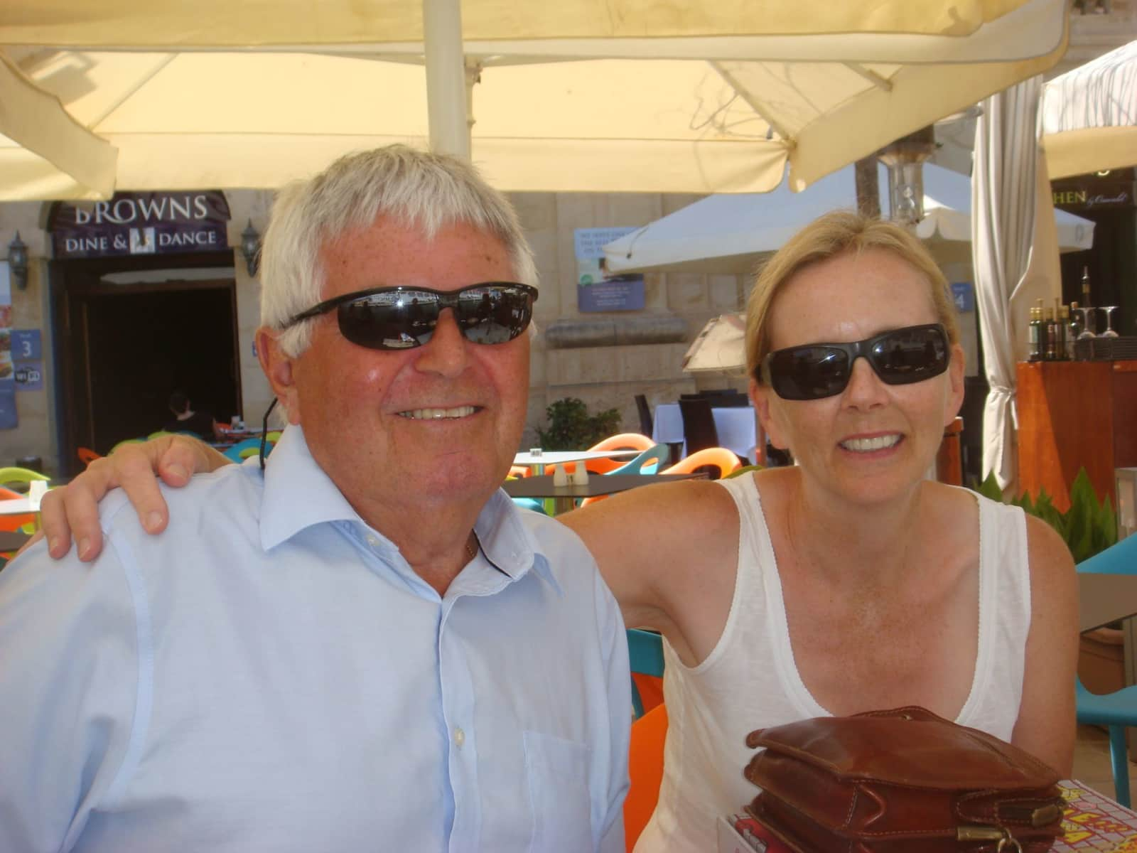 John & Kathy from Kalkara, Malta