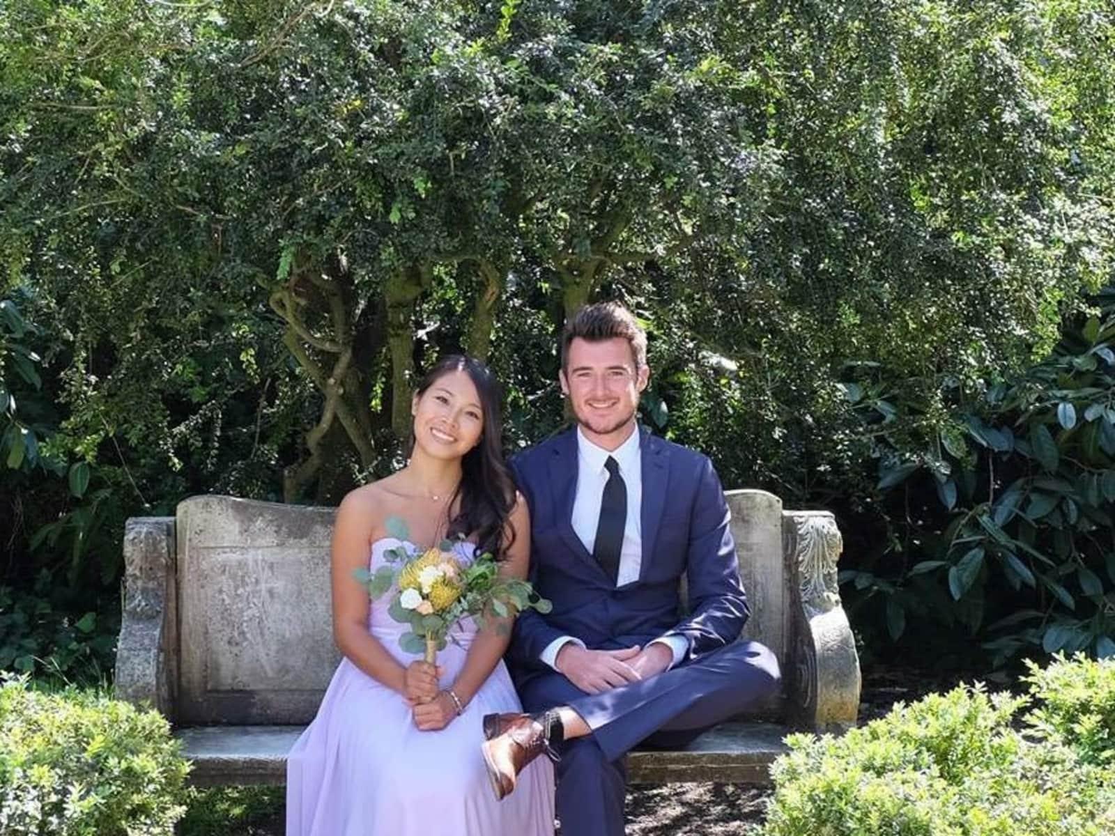 Aurora & Darren from San Francisco, California, United States