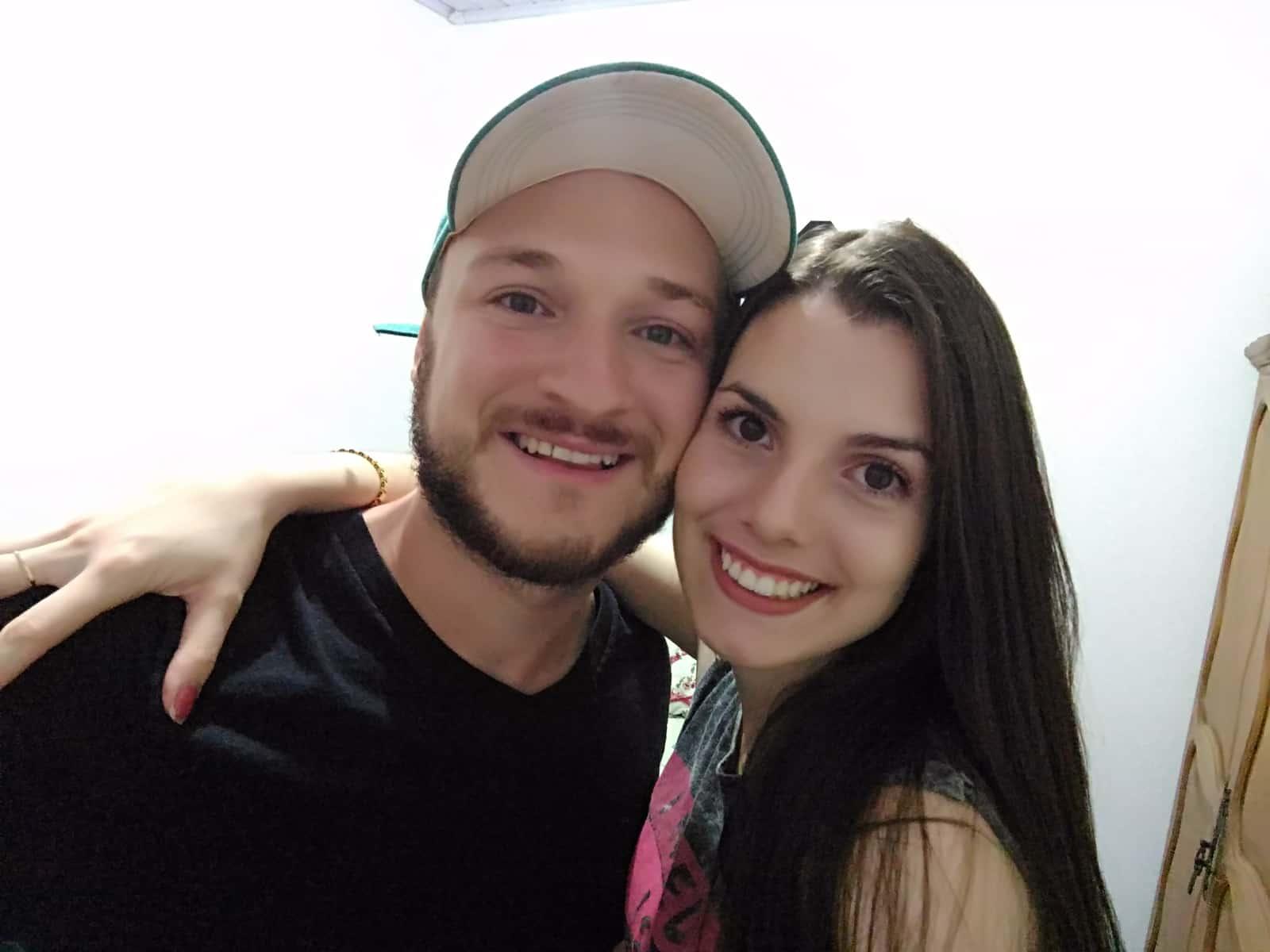 Douglas & Kelly from Horizontina, Brazil
