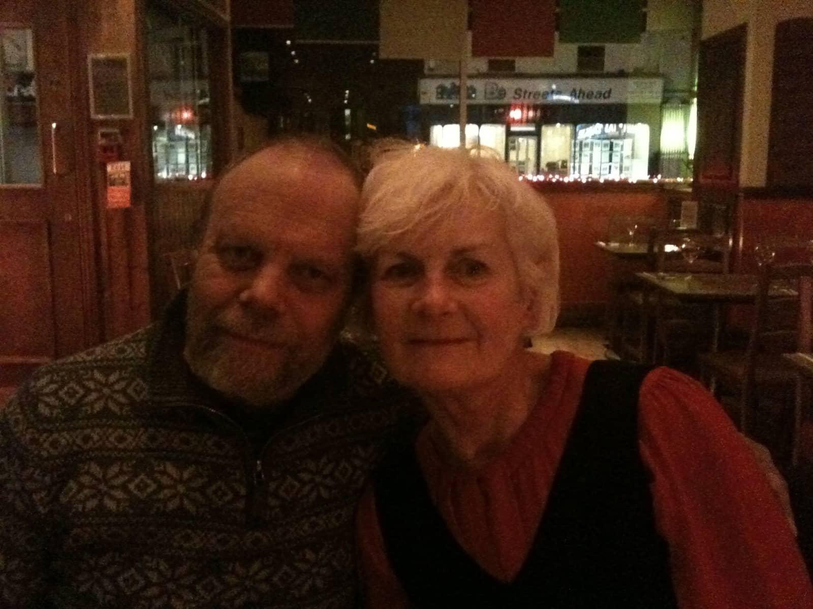 Lynda & Gary from Almoradí, Spain