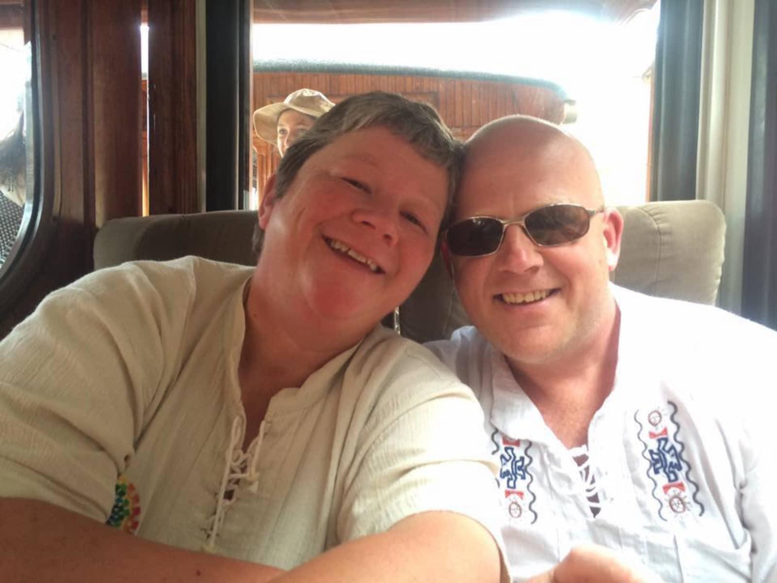 Rhonda & Carl from Cuenca, Ecuador