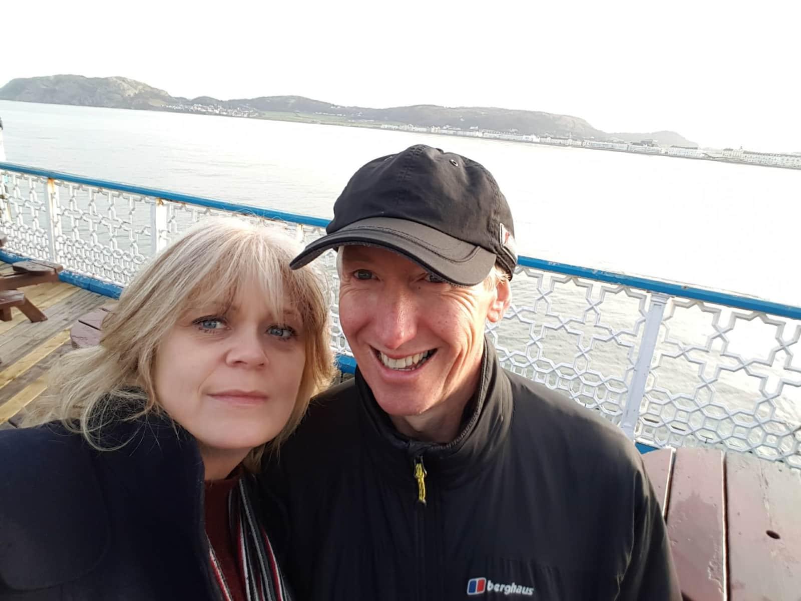 Sandra & Gary from Birmingham, United Kingdom