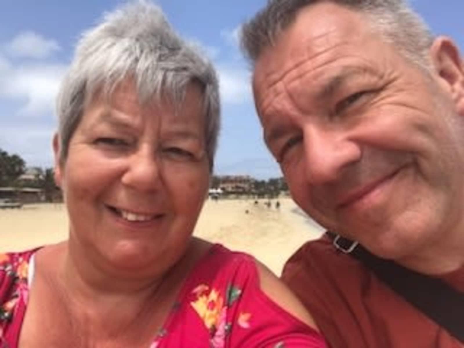 Rosanne & Mike from Chippenham, United Kingdom