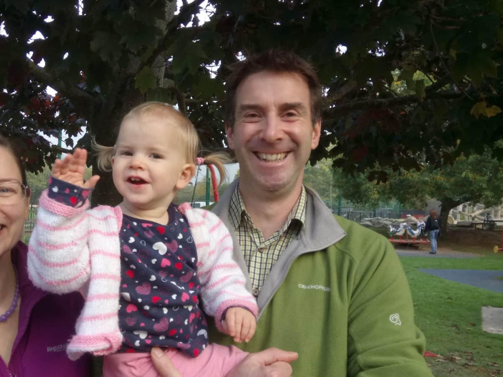 Lizzie & Steve from Taunton, United Kingdom