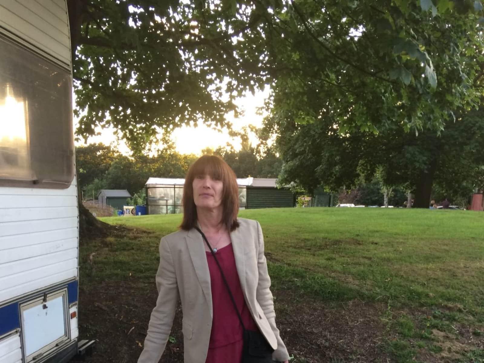 Yvonne from Birmingham, United Kingdom