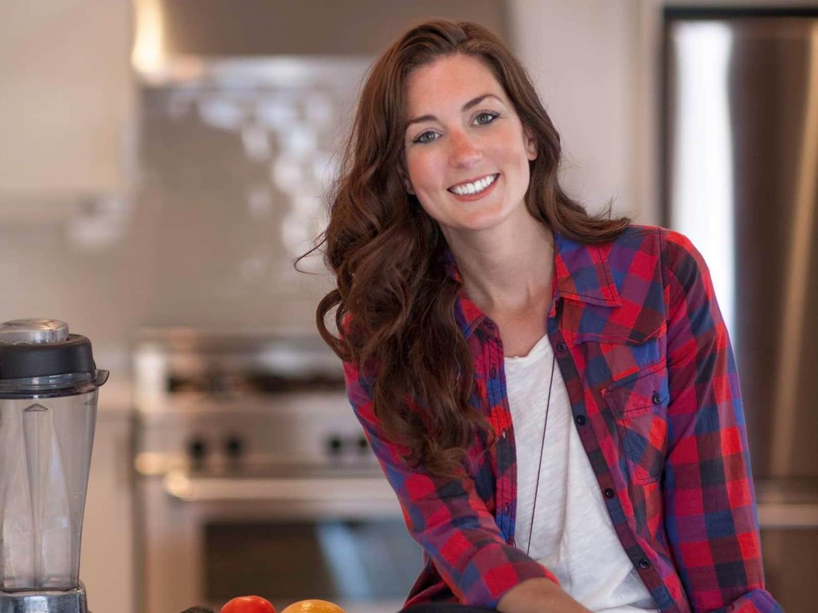 Robyn from Ottawa, Ontario, Canada