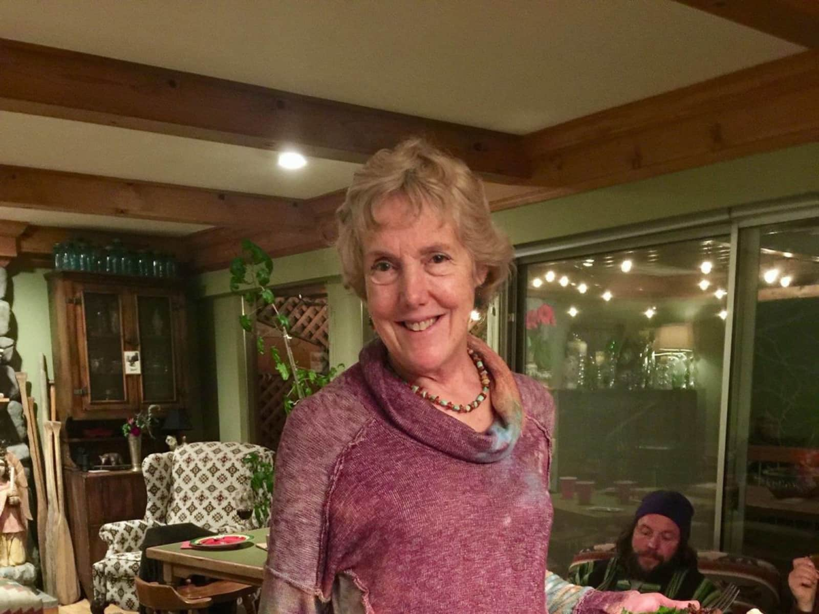 Susan from Truckee, California, United States