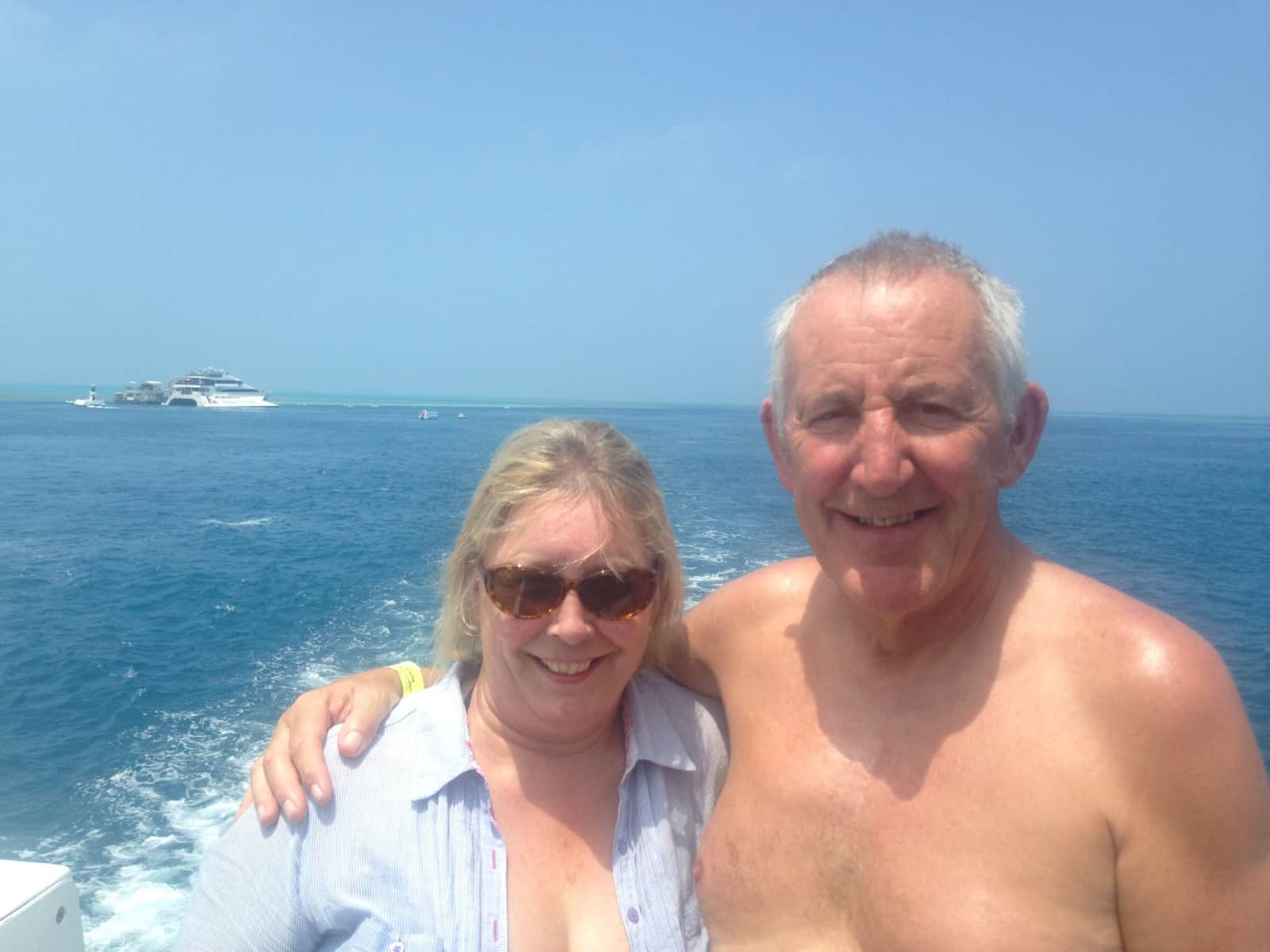 Sharon & John from Beverley, United Kingdom