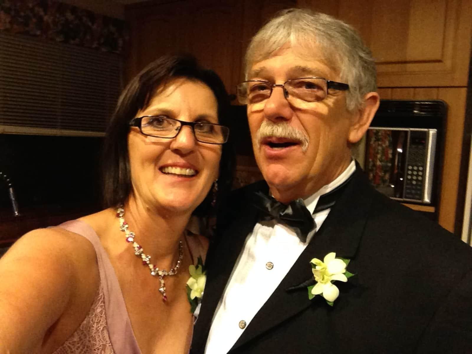 Pauline & Ron from Melbourne, Victoria, Australia