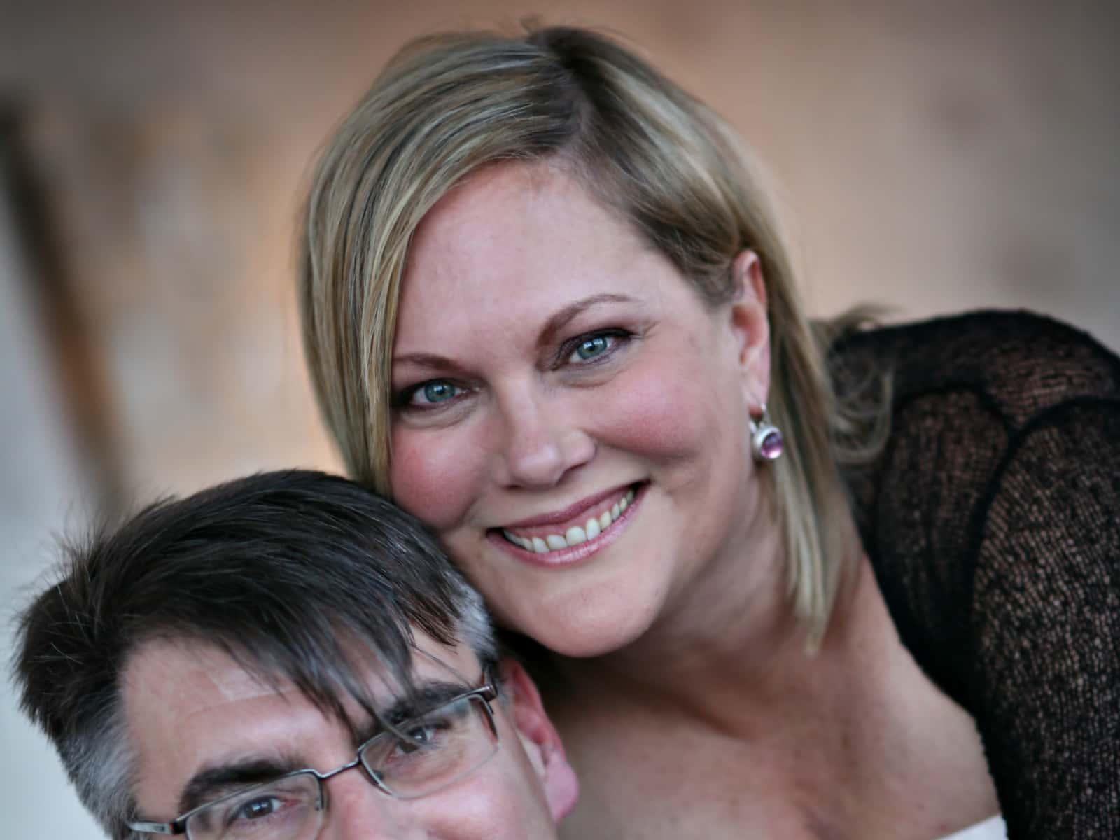 Liz & Brett from Toronto, Ontario, Canada