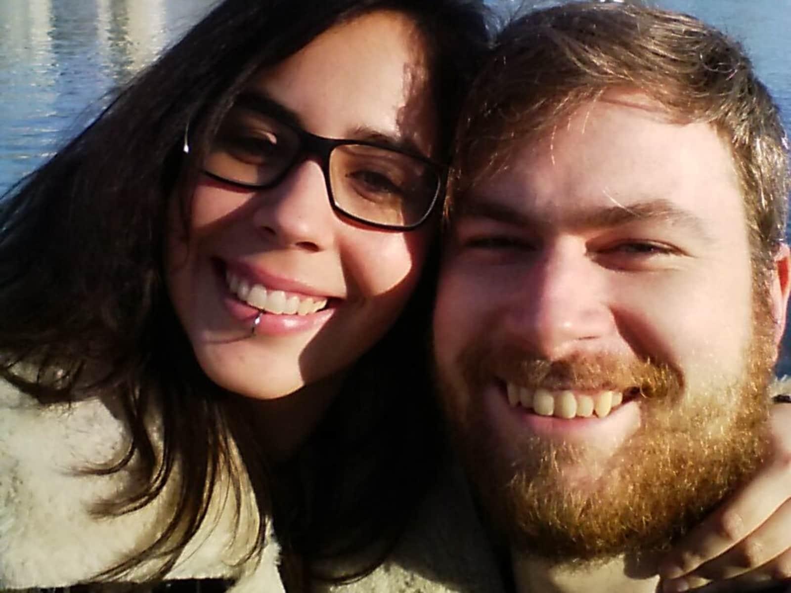 Isabel & Hugh from Berlin, Germany