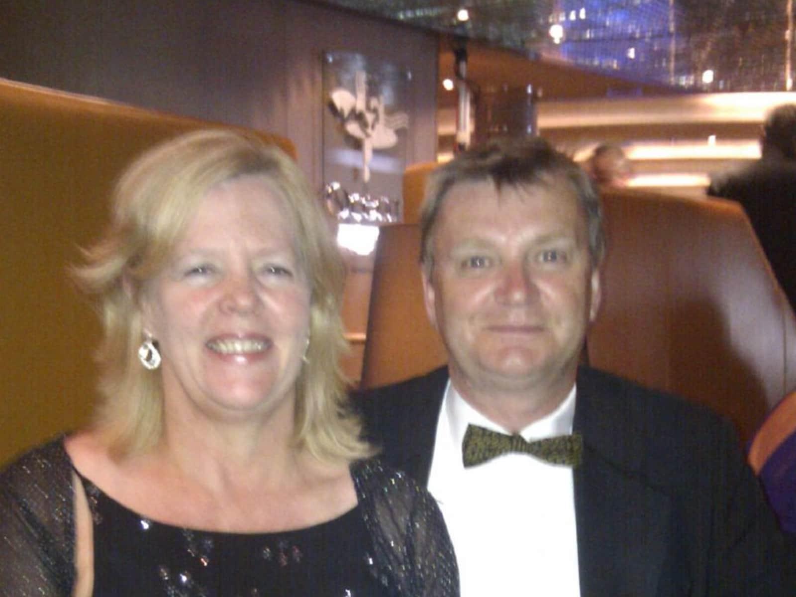 Fiona & Garry from Swansea, United Kingdom