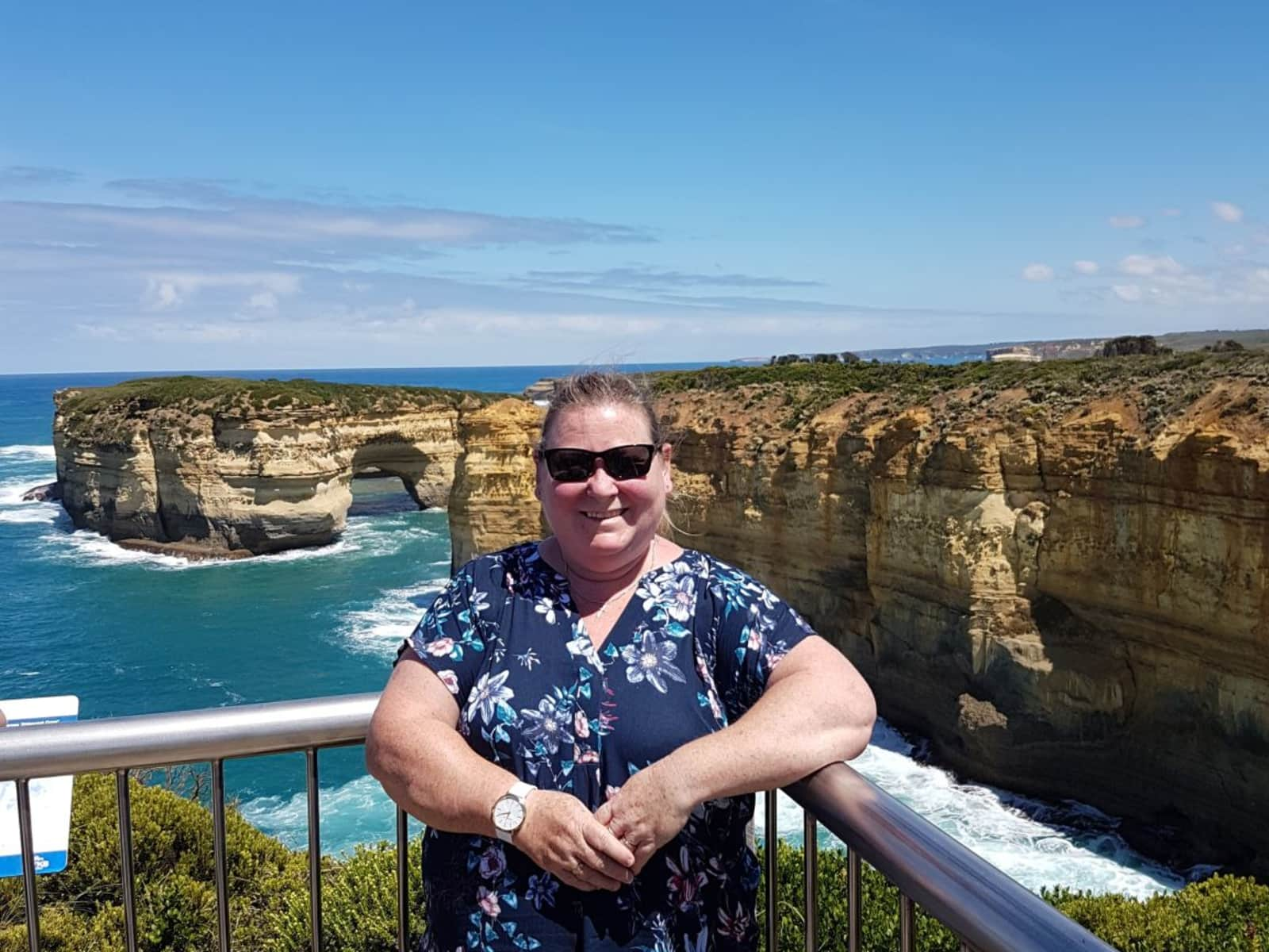 Joanna from Auckland, New Zealand