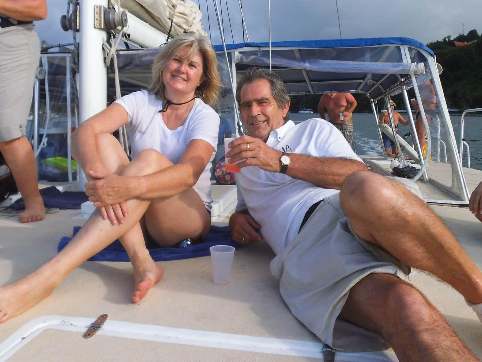 Vera & Eddie from Angmering, United Kingdom