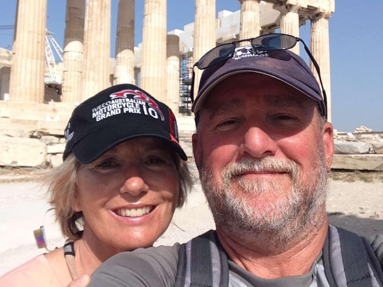 Heidi & Graeme from Croydon North, Victoria, Australia