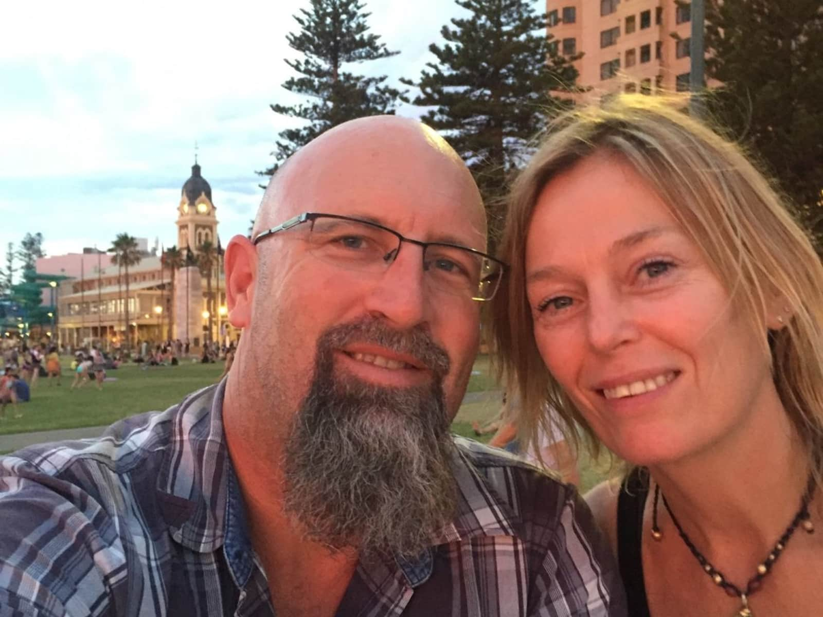 Hayley & Juan from Darwin, Northern Territory, Australia