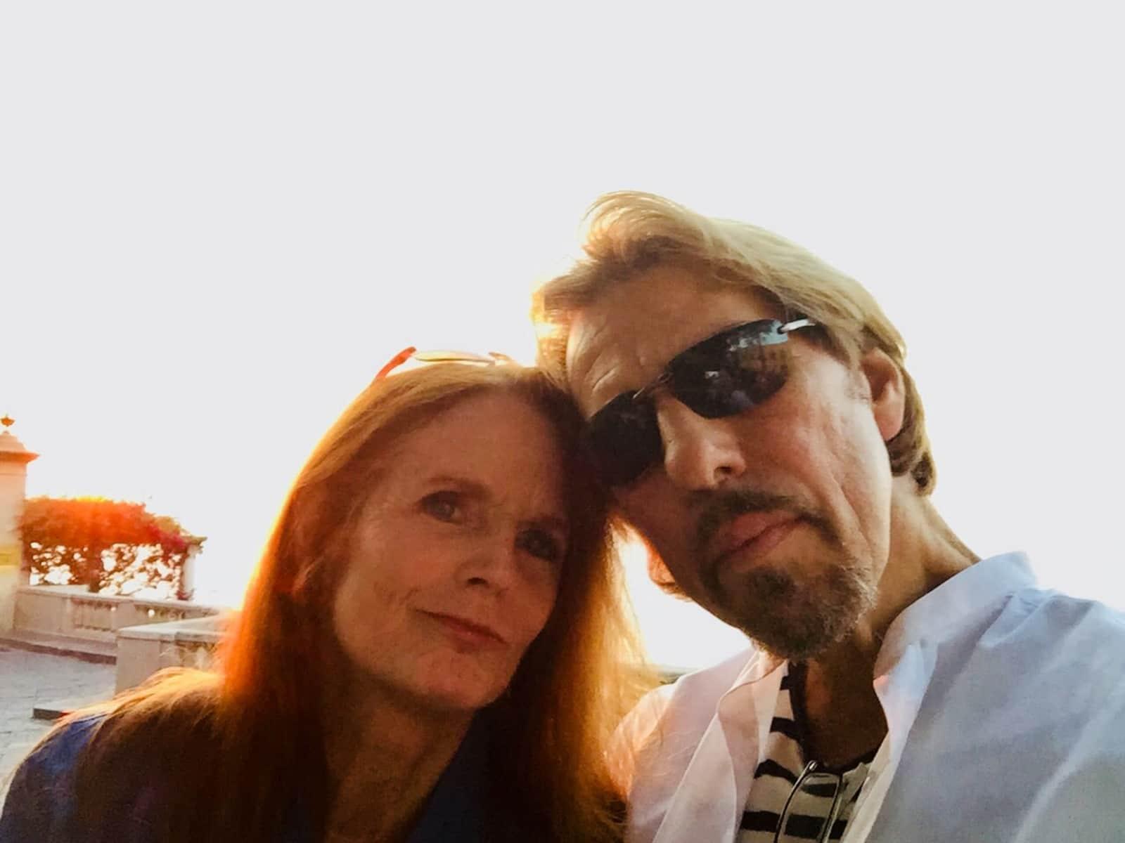 Patricia & Robert from San Francisco, California, United States