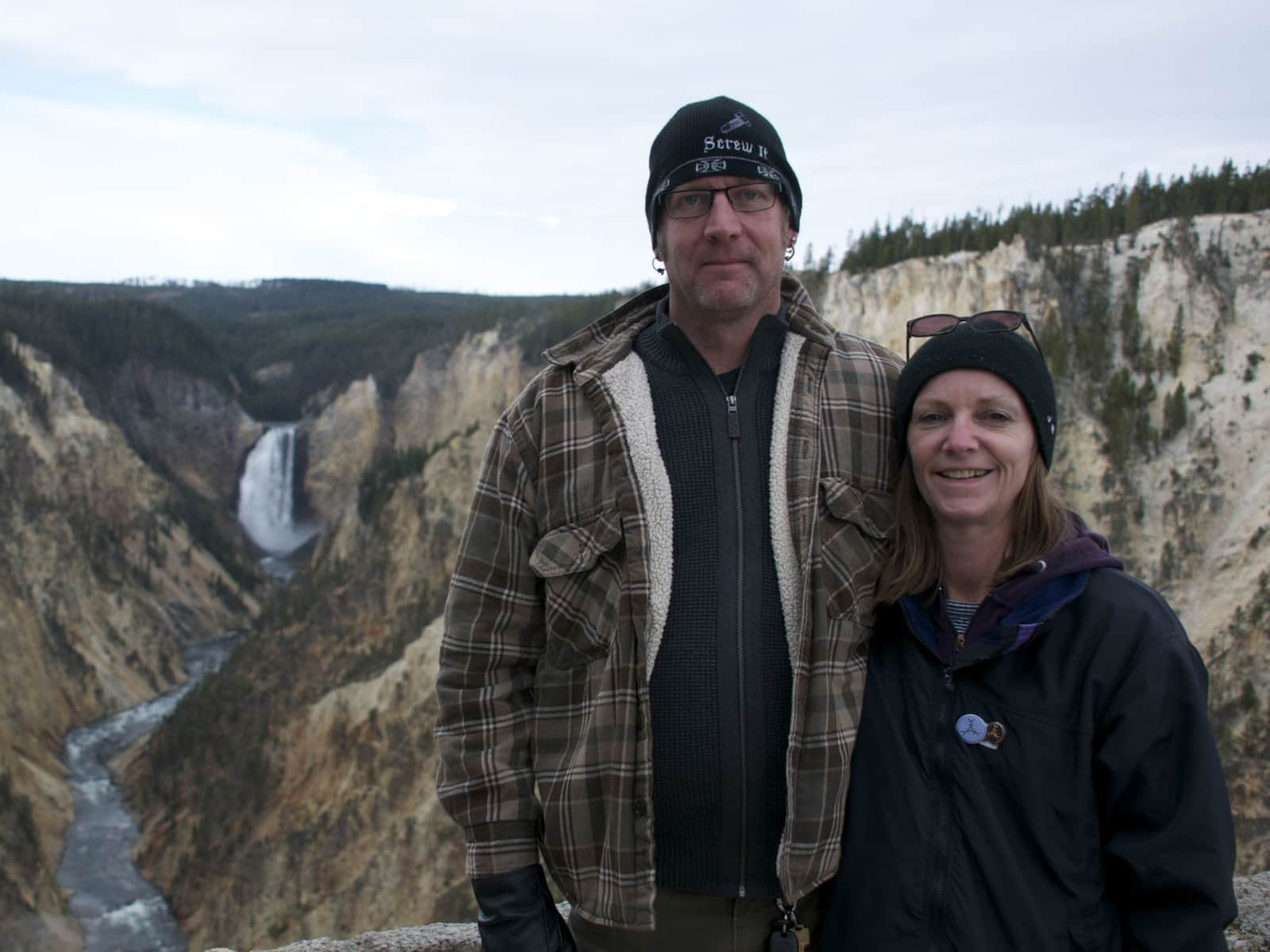 Angelina & William from Kamloops, British Columbia, Canada