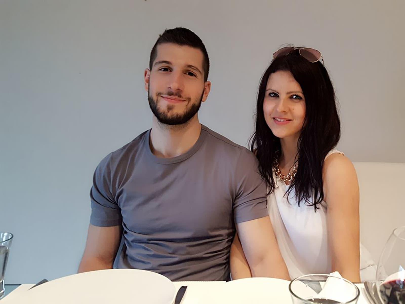 Ivana & Emile from Toronto, Ontario, Canada