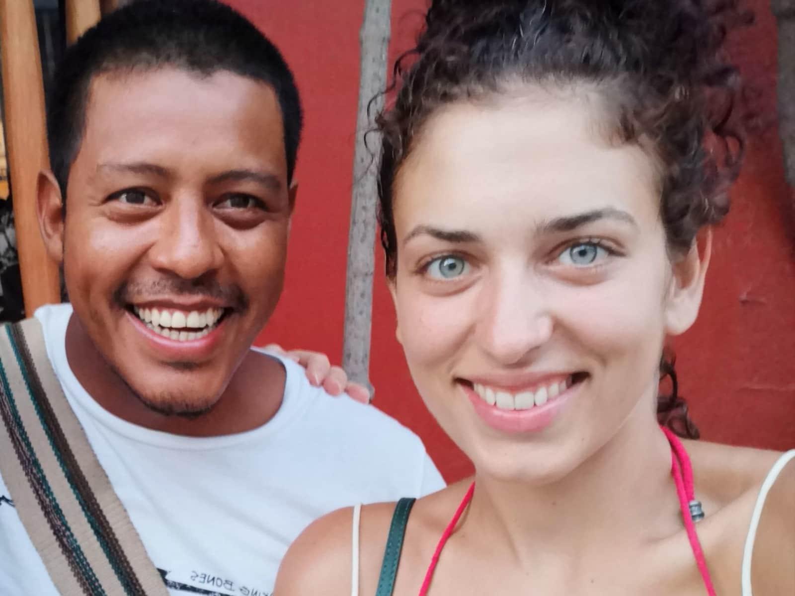 Alicia & Miguel angel from Obergösgen, Switzerland